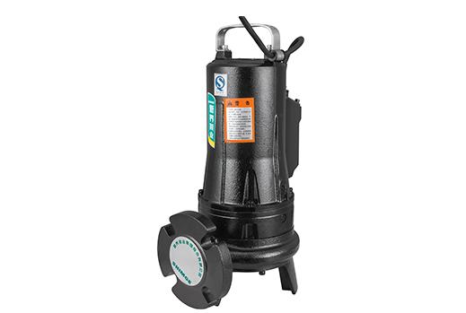 切割研磨型污水污物潜水电泵