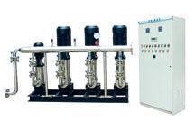 SGHB系列变频调速恒(变)压给水设备
