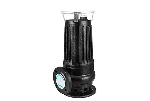 WQ(D)-QG切割型污水污物潜水电泵