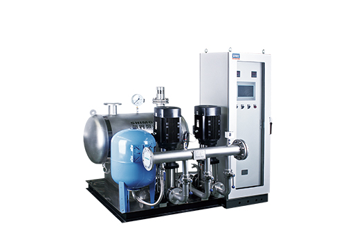 WWG系列-无负压(叠压)供水设备